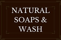 All Natural Soaps/Facial Wash