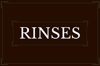 Rinses