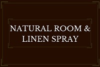 Natural Room and Linen Spray