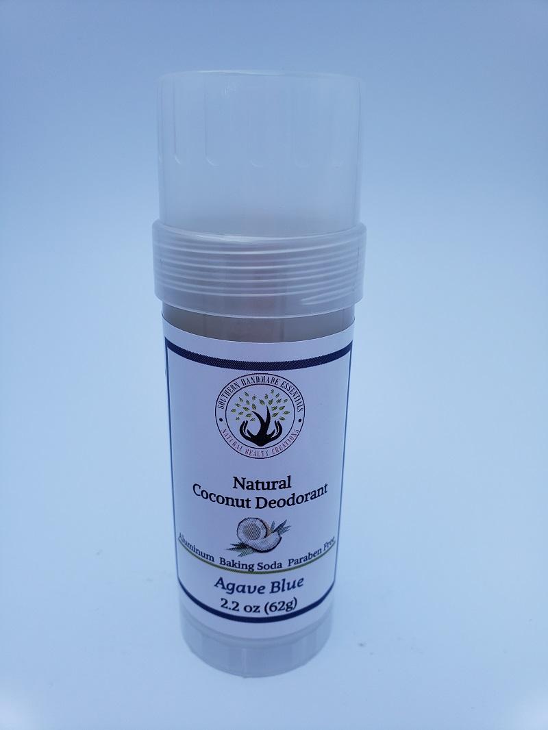 BATH/BODY- Deodorant (Agave Blue- Unisex)