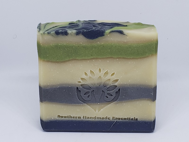BATH/BODY- SOAP (Caribbean Teakwood)