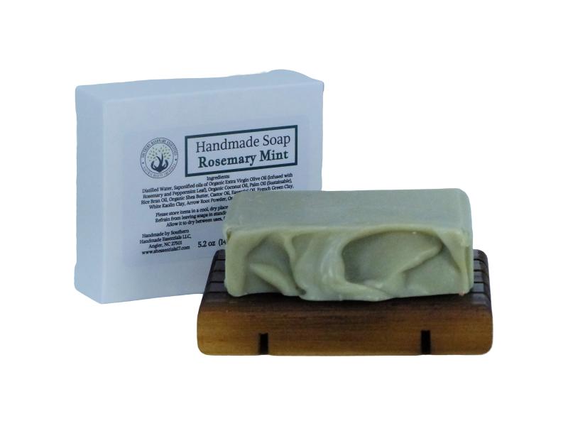 BATH/BODY- SOAP (Rosemary Mint)