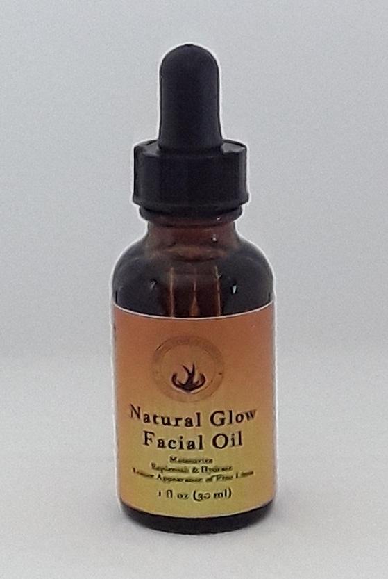 Facial Skincare- Natural Glow Facial Oil