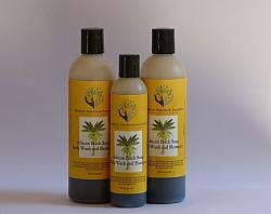 African Black Soap Body Wash/Shampoo