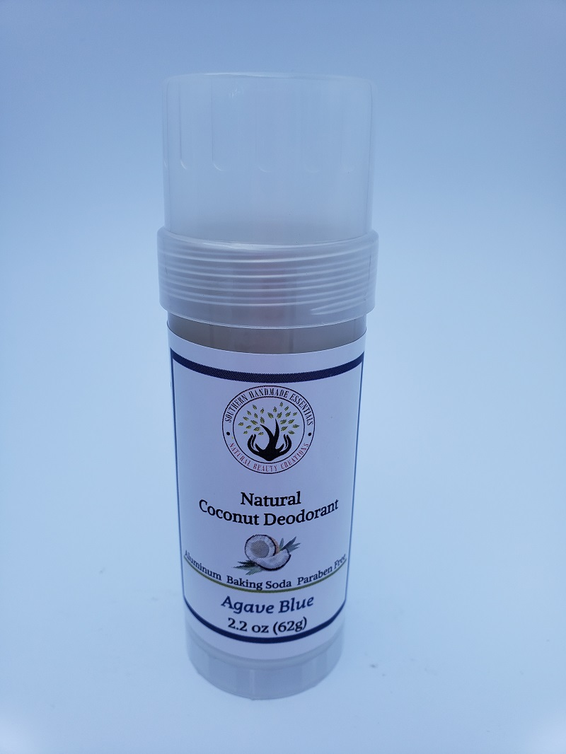 BATH/BODY- Deodorant (Agave Blue- Unisex)