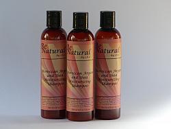 BeNatural Moroccan Argan and Shea Moisturizing Shampoo