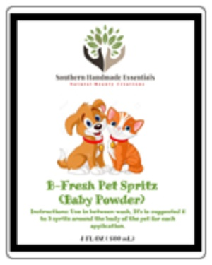 B-Fresh Pet Spritz