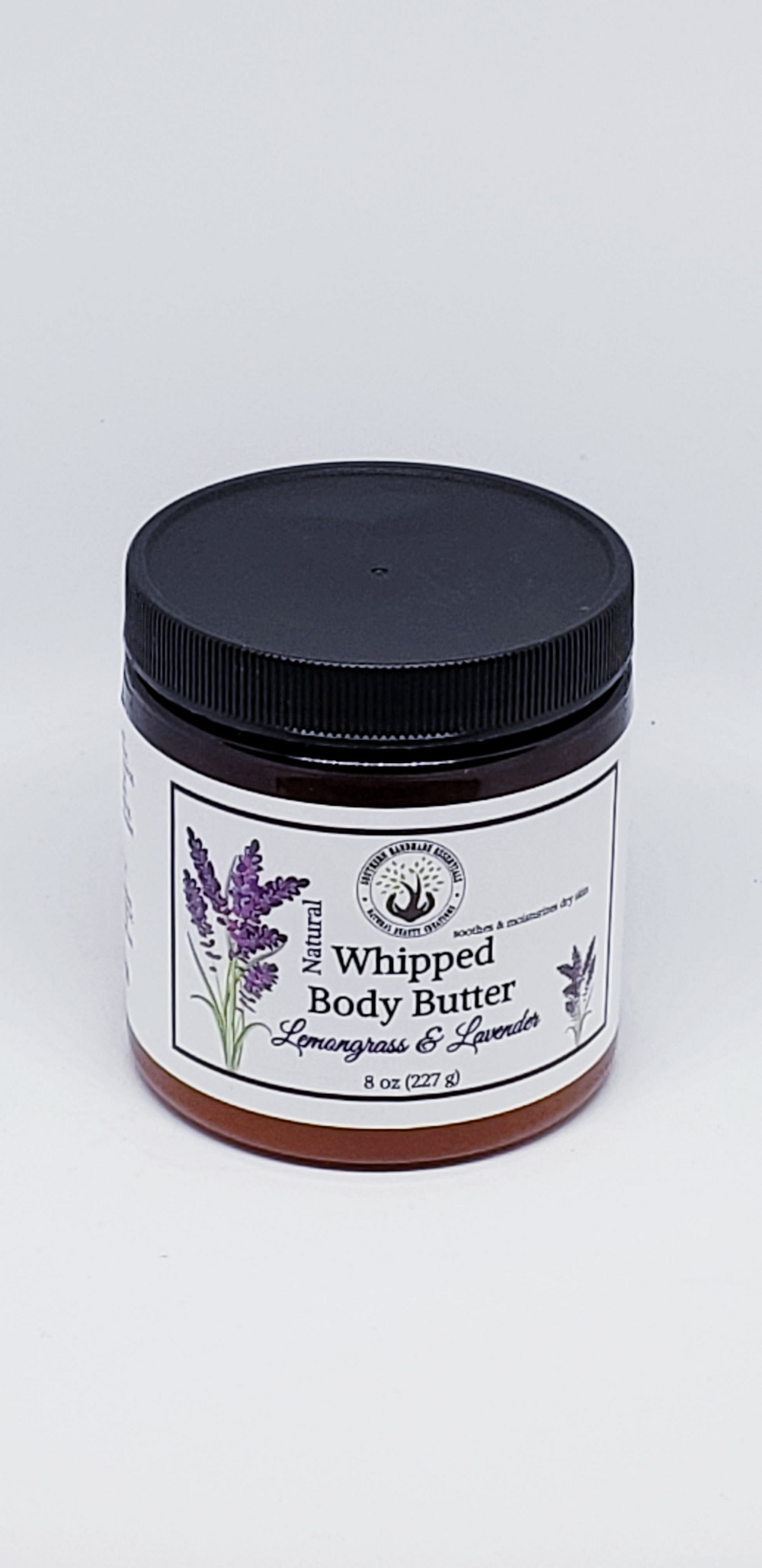 Whipped Shea Butter- Lemongrass & Lavender