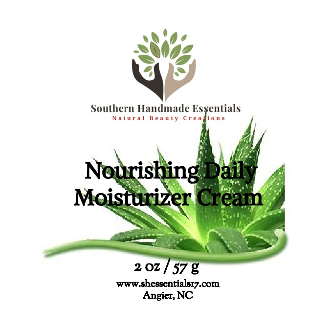 Facial Skincare- Nourishing Daily Moisturizer Cream