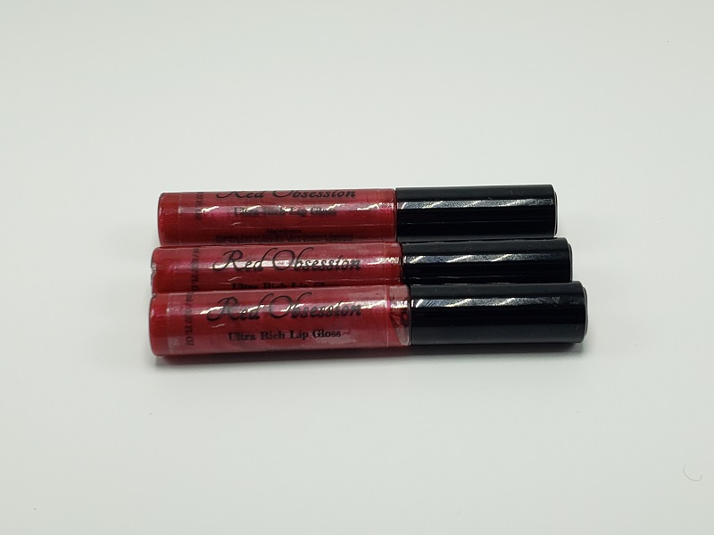 FACIAL- Lip Gloss (Red Obsession)