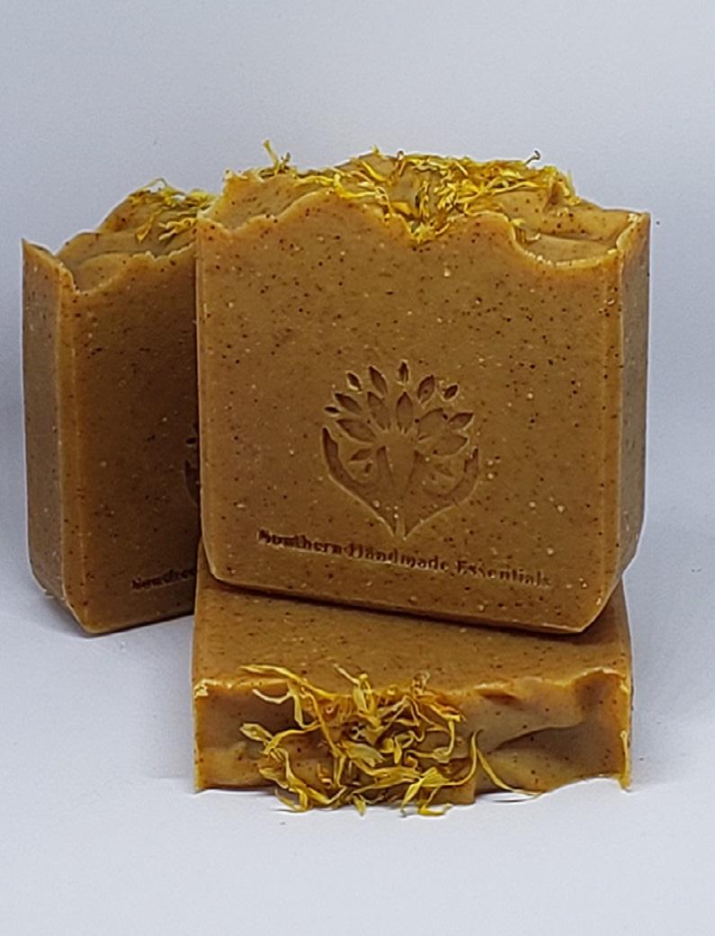 Soap- Turmeric & Calendula