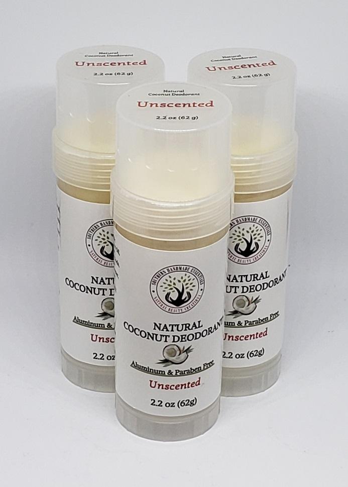Natural Deodorant-Unscented