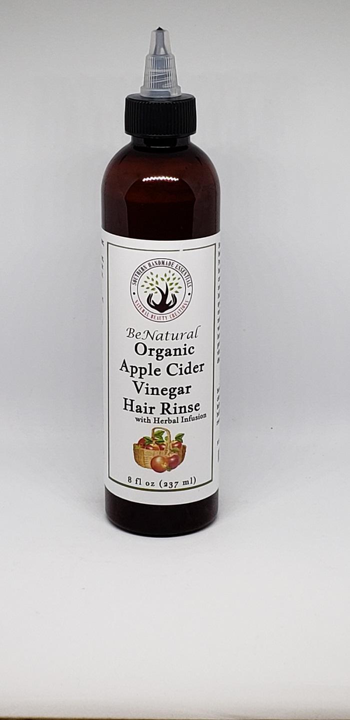 BeNatural Hair Care- Organic Apple Cider Vinegar Herbal Hair Rinse