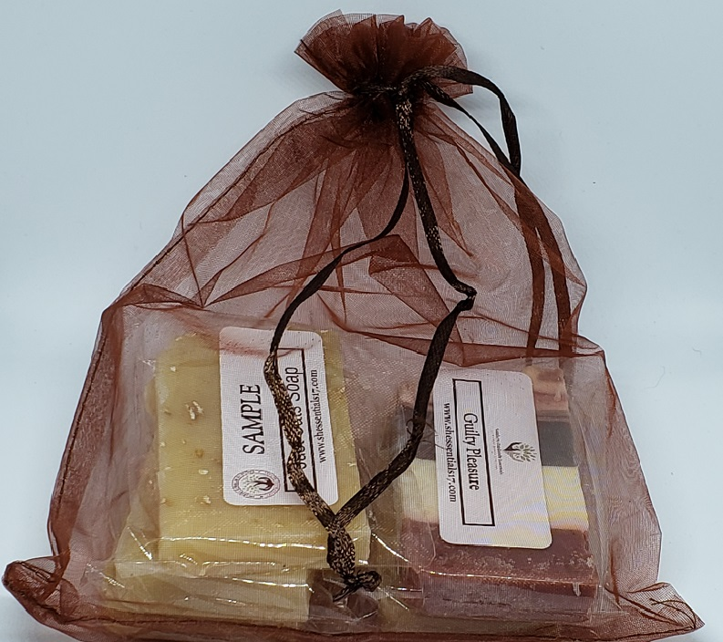 BATH/BODY- SOAP (Travel Size Soaps Variety Pack)